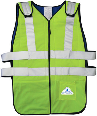 2X/3X Cooling Safety Vest
