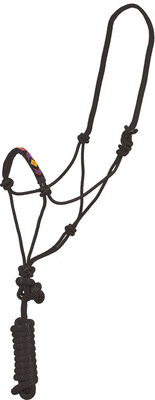 Indian Beaded Rope Halter