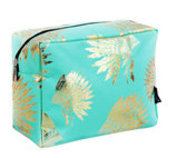 """Indian Headress"" Cosmetic Bag"