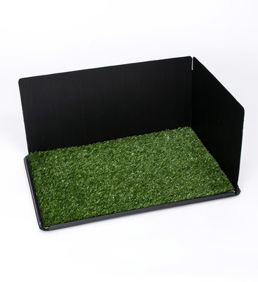 PoochPad Indoor Turf CLASSIC Premier Dog Potty System
