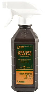 Iodine Wound Spray