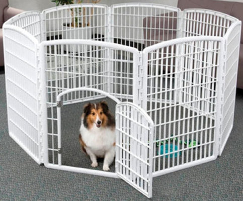 Large Containment Play Pen