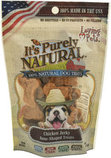 It's Purely Natural Chicken Jerky Dog Treats, 4 oz