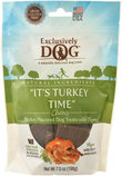 It's Turkey Time Chewy Dog Treats