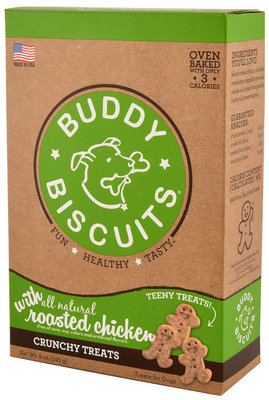 Itty Bitty Buddy Biscuits, 8 oz