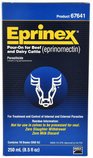 Eprinex Pour-On for Beef & Dairy Cattle