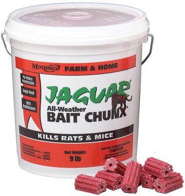 Jaguar® All-Weather Bait Chunx®