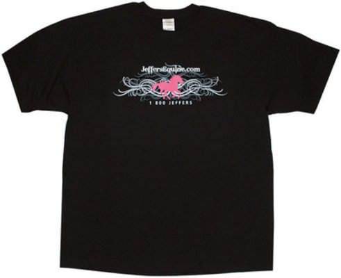 JeffersEquine.com T-Shirt