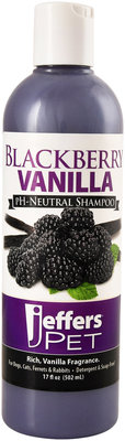 Jeffers Blackberry Vanilla Shampoo