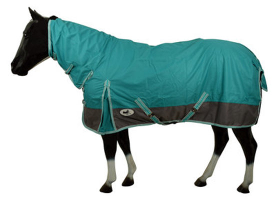 Jeffers Combo 600D Neck Rain Sheet