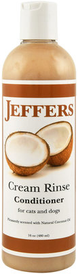 Jeffers Cream Rinse Conditioner