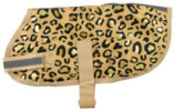 """Jeffers """"Electric Cheetah"""" Expression Dog Rug"""
