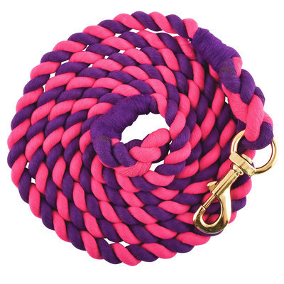 Jeffers Expression Cotton Lead Rope