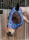 """Jeffers Expression """"Maya"""" Lycra Fly Mask with Ears"""