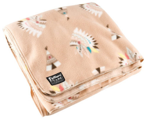 "Jeffers Expression Throw Blanket, 60"" x 84"""