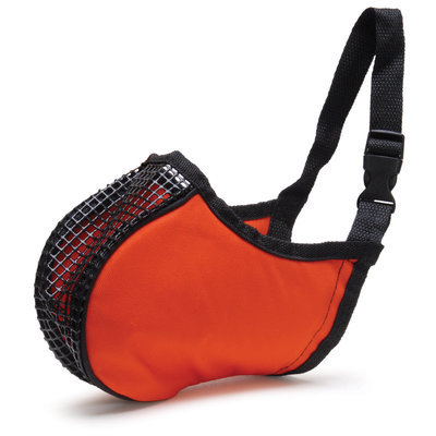 Jeffers Fabric Basket Muzzle, 13.5""