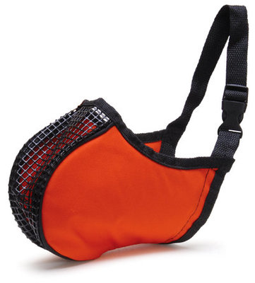 Jeffers Fabric Basket Muzzle, 15.5""