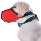 Jeffers Fabric Basket Muzzle
