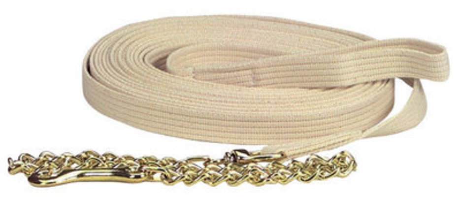 "Jeffers® 1"" Flat Cotton Lunge Lines"