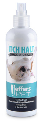 Jeffers Itch Halt Spray, 8 oz