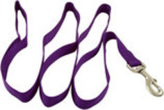 "Jeffers 5/8"" Nylon Dog Leash, 4' L"