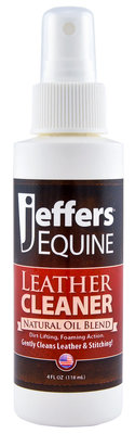 Jeffers Leather Cleaner