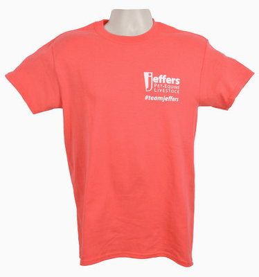 Jeffers Logo T-Shirt