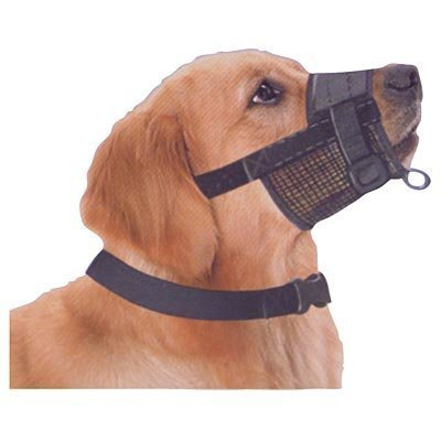 Jeffers Nylon Mesh Adjustable Muzzles