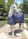 Jeffers Open Front Horse Stable Blanket