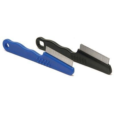 Jeffers® Plastic Handle Flea Combs