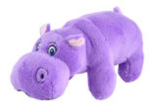 Jeffers Plush Hippo Dog Toys