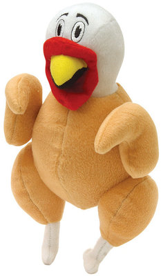 Plush Turkey, 11 1/2""