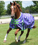 "Jeffers Expression ""Prickly Cactus"" 600D Horse Blanket, 240g"