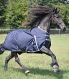 Jeffers 1680D Romper Stomper Horse Turnout Blanket, 240g