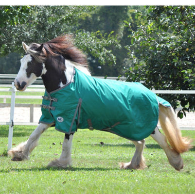 Jeffers Romper Stomper 1680D Turnout Horse Blanket, 360g