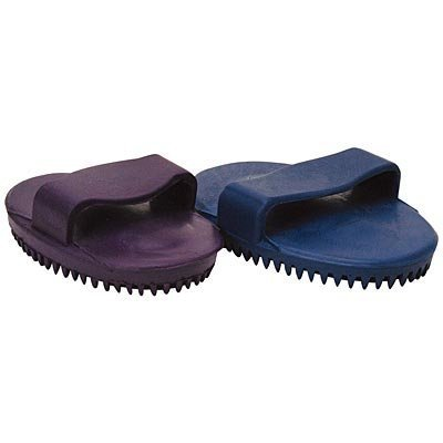 Jeffers Rubber Curry Comb
