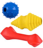 Jeffers Small Dog Rubber Toy Kit