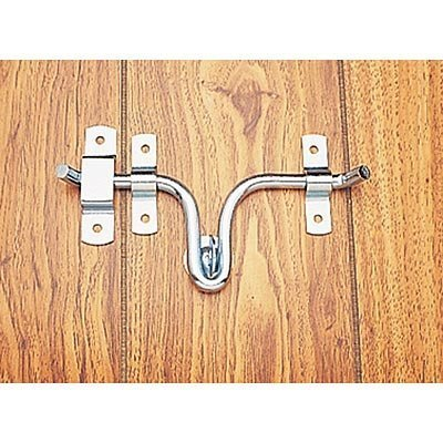 "Stall Gate Latch, 10""L"
