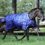 "Jeffers 600D ""Tie Dye"" Horse Blanket, 240g"