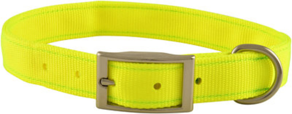"Jeffers 1"" Wide Dog Collar, 18""L"