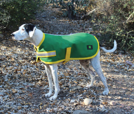 Professional's Choice John Deere Dog Coat