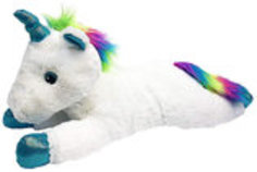 "Jumbo Unicorn Plush Dog Toy, 24""L (assorted)"