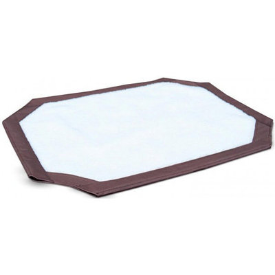 "Medium Self-Warming Pet Cot Replacement Cover, (25"" x 32"")"