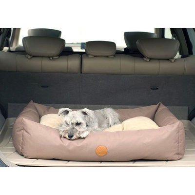 "24"" x 36"" Travel/SUV Bed, Tan"