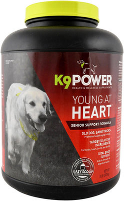 Young At Heart Supplement For Dogs By K9power Jeffers Pet