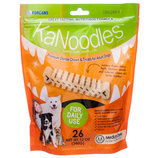 KaNoodles Premium Dental Chews for Dogs, 12 oz