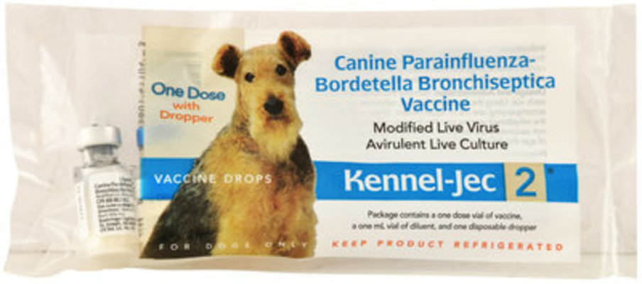 Kennel-Jec-2 with Nasal Applicator - 1 Dose