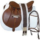 "17.5"" Kincade All Purpose Saddle Set"