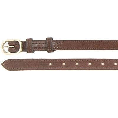 Kincade Leather Spur Straps w/ Keepers, pair