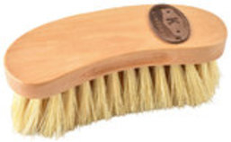 Kincade Wooden Banana Dandy Brush